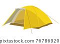帳篷 營地 露營 76786920