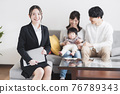 baby, infant, family 76789343