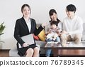 baby, infant, family 76789345