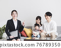 baby, infant, family 76789350