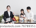 baby, infant, family 76789351