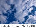 맑음, 하늘이 갬, 맑은 날씨 76815894