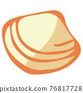 外殼 殼 貝類 76817728