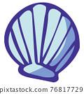 外殼 殼 貝類 76817729