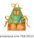 園藝 水彩畫 插圖 76819523