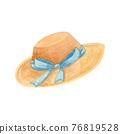 帽子 蓋 草帽 76819528