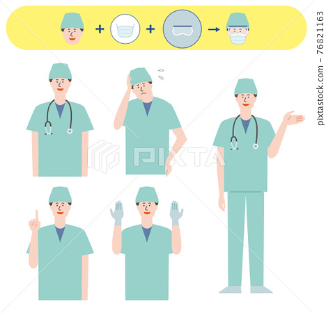 doc, doctor, physician 76821163