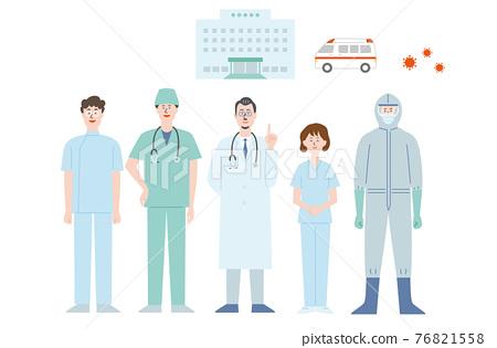 doctor, physician, nurse 76821558