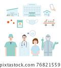nurse, registered nurse, female 76821559