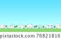 城市風光 城市景觀 市容 76821816