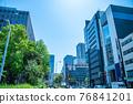 오사카 역 주변의 빌딩 76841201