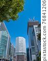 오사카 역 주변의 빌딩 76841206