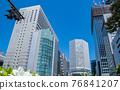 오사카 역 주변의 빌딩 76841207