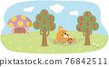 動物 熊 漂亮 76842511
