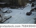 parking lot, tire, tree 76849040