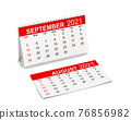Calendar for year 2021. Week starts with sunday 76856982