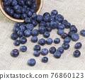 Blueberries 76860123