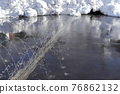Snow removing pipe 76862132