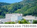 schoolhouse, school building, campus 76864686