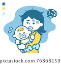 baby, infant, cry 76868159