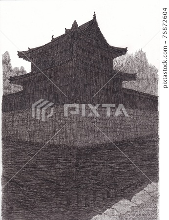 Nijo Castle 76872604