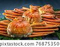 Snow crab 76875350