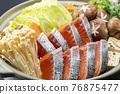 pot, japanese food, japanese cuisine 76875477