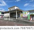 Nagareyama線的平和台站 76879971