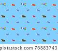 carp streamer, boys' day, seasonal festival 76883743