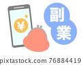 smartphone, sumaho, smart phone 76884419