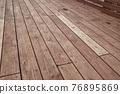 Wood deck lumber 76895869