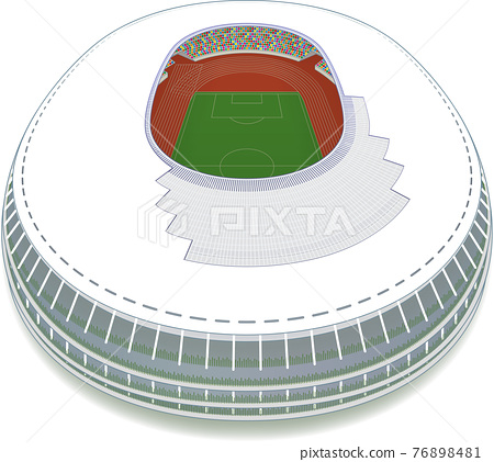 National Stadium (Olympic Stadium) 76898481