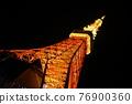 Tokyo Tower at night 76900360