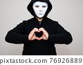 mask, respirator, hoodie 76926889