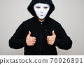 mask, respirator, hoodie 76926891