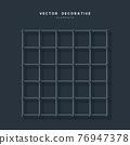 3d render primitive. 76947378
