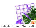 Minimal abstract summer design. 76955506