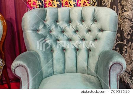 Plush Upholstery Backrest 76955510