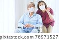 Wheel Chair, nurse, registered nurse 76971527