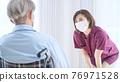 Wheel Chair, nurse, registered nurse 76971528