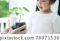 botanic, child, kid 76971536