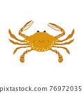 螃蟹 蟹 甲殼動物 76972035
