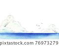 海 大海 海洋 76973279