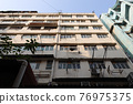 the old apartment under at urban renewal, wing kwong street, to kwa wan 27 March 2021 76975375