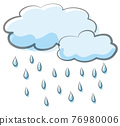 下雨 雨 多雨 76980006