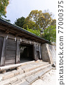chinese-style gate, tower gate, two-story gate 77000375