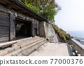 chinese-style gate, tower gate, two-story gate 77000376