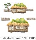 茅草屋 77001985