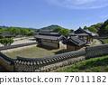 春天 風景 景觀 77011182