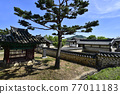 春天 風景 景觀 77011183
